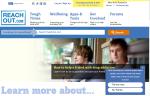 Reachout website image